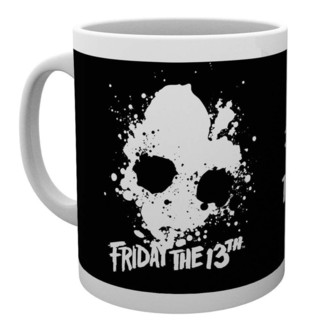 Mug Vendredi 13 - GB posters, GB posters, Friday the 13th