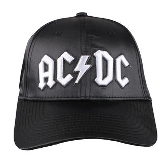 Casquette AC / DC - BLACK IN BLACK - NOIR - LEGEND, LEGEND, AC-DC