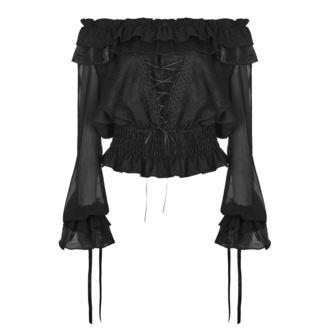 tee-shirt gothic et punk pour femmes - Nights Serenade - PUNK RAVE, PUNK RAVE