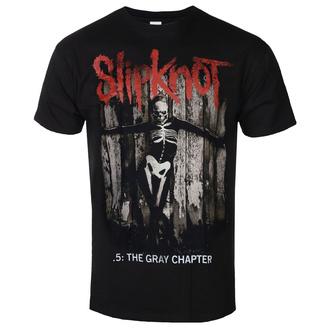 T-shirt pour hommes Slipknot - The Gray - Chapter Album - ROCK OFF, ROCK OFF, Slipknot