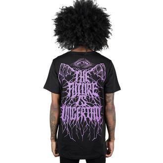 T-shirt unisexe KILLSTAR - Future - Noir, KILLSTAR