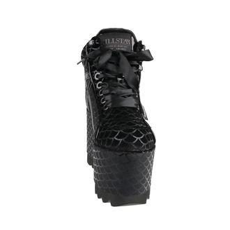 chaussures à semelles compensées pour femmes - Mermad Trainers - KILLSTAR