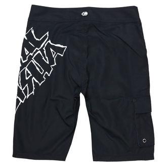 Short homme (maillot de bain) METAL MULISHA - IKON - BLK, METAL MULISHA