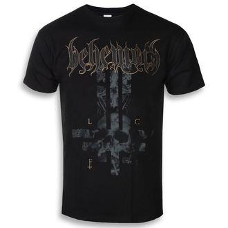 tee-shirt métal pour hommes Behemoth - LCFR Cross - KINGS ROAD