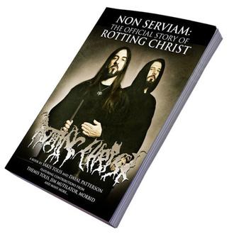 Livre Non Serviam: L'histoire officielle de Rotting Christ, CULT NEVER DIE