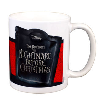 Mug Nightmare Before Christmas - Jack Banner - PYRAMID POSTERS, NIGHTMARE BEFORE CHRISTMAS