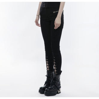Leggings PUNK RAVE - Girl of spades, PUNK RAVE
