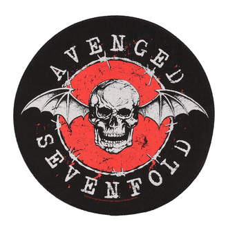 Grand patch Avenged Sevenfold - Distressed Skull - RAZAMATAZ, RAZAMATAZ, Avenged Sevenfold