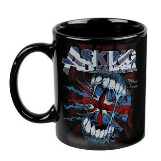 Mug  ASKING ALEXANDRIA - ROCK OFF, ROCK OFF, Asking Alexandria