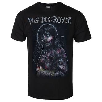 T-shirt Pig Destroyer pour hommes - Painter Of Dead Girls - Noir - INDIEMERCH, INDIEMERCH, Pig Destroyer