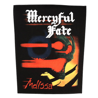 Grand patch Mercyful Fate - Melissa - RAZAMATAZ, RAZAMATAZ, Mercyful Fate