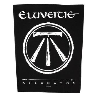 Grand patch Eluveitie - Ategnatos - RAZAMATAZ, RAZAMATAZ, Eluveitie