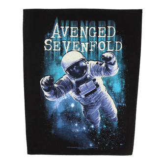 Grand patch Avenged Sevenfold - Astronaut - RAZAMATAZ, RAZAMATAZ, Avenged Sevenfold