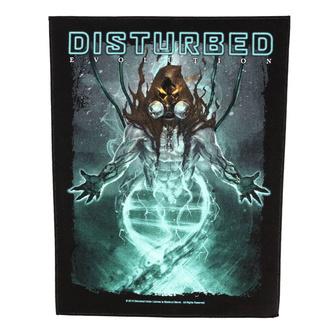 Grand patch Disturbed - Evolution - RAZAMATAZ, RAZAMATAZ, Disturbed