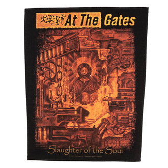Grand patch At The Gates - Slaughter Of The Soul - RAZAMATAZ, RAZAMATAZ, At The Gates