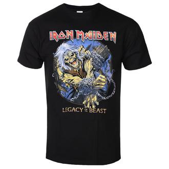 tee-shirt métal pour hommes Iron Maiden - Eddie - ROCK OFF, ROCK OFF, Iron Maiden