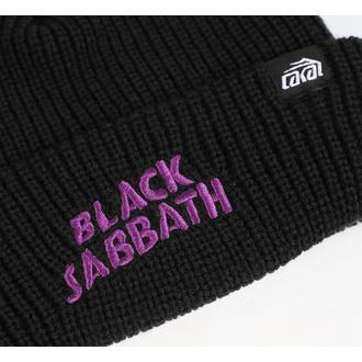 Bonnet Lakai Black x sabbath - black, Lakai x Black Sabbath, Black Sabbath