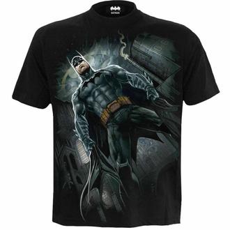 t-shirt pour homme Spiral - Batman - CALL OF THE KNIGHT - Noir, SPIRAL, Batman