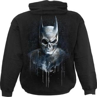 sweatshirt pour homme SPIRAL - Batman - NOCTURNAL - Noir, SPIRAL, Batman