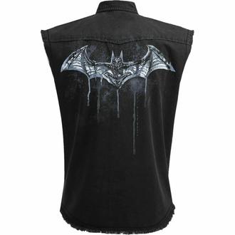 Chemise (gilet) sans manches pour hommes SPIRAL - Batman - NOCTURNAL - Noir, SPIRAL, Batman