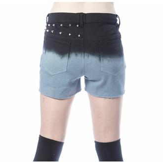 Short pour femmes VIXXSIN - GAIA - NOIR/GREIS, VIXXSIN