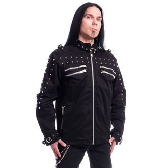 veste printemps / automne - GASTON - CHEMICAL BLACK, CHEMICAL BLACK