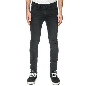 Pantalon hommes (jeans) GLOBE - G.04 Skinny - Beat Down Black, GLOBE