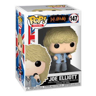 Figurine Def Leppard - POP! - Joe Elliott, POP, Def Leppard