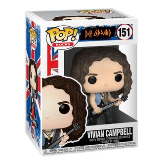 Figurine Def Leppard - POP! - Vivian Campbell, POP, Def Leppard