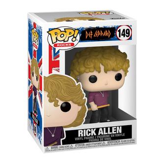 Figure Def Leppard - POP! - Rick Allen, POP, Def Leppard