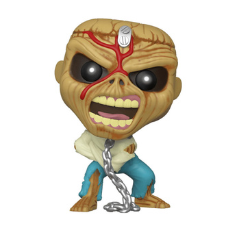 Figurine Iron Maiden - POP! - Piece Of mind - Squelette Eddie, POP, Iron Maiden