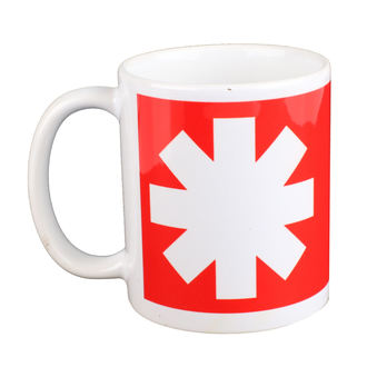 Mug Red Hot Chili Peppers - RHCP - PYRAMID POSTERS, PYRAMID POSTERS, Red Hot Chili Peppers