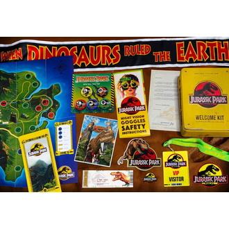 Jurassic Park boîte cadeau - Welcome Kit - Standard Édition, NNM, Jurassic Park