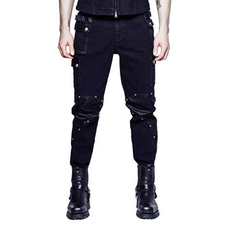 Pantalon hommes PUNK RAVE - Militarist, PUNK RAVE