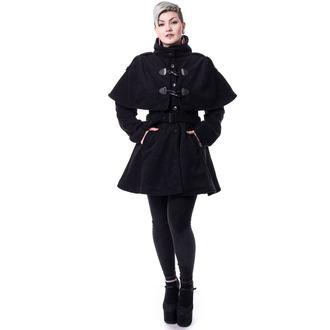 Manteau pour femmes Poizen Industries - GHOST TOWN - NOIR, POIZEN INDUSTRIES