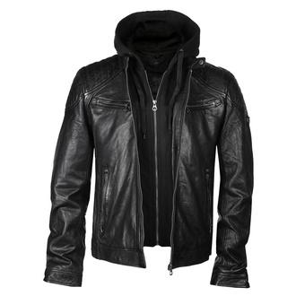 Veste pour hommes (motard) GBGorey 2 LASANV - Black, NNM