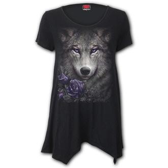 t-shirt pour femmes - WOLF ROSES - SPIRAL, SPIRAL
