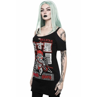 T-shirt pour femmes KILLSTAR - Glory - Distress, KILLSTAR