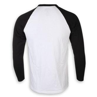 tee-shirt métal pour hommes Johnny Cash - I Like Cash White & BL - ROCK OFF, ROCK OFF, Johnny Cash