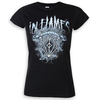 tee-shirt métal pour femmes In Flames - Battles - ROCK OFF, ROCK OFF, In Flames