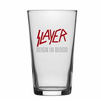 Verre SLAYER - REIGN IN BLOOD - RAZAMATAZ, RAZAMATAZ, Slayer
