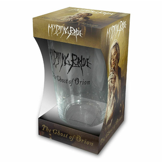 Verre MY DYING BRIDE - THE GHOST OF ORION - RAZAMATAZ, RAZAMATAZ, My Dying Bride