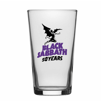 Verre BLACK SABBATH 50 YEARS RAZAMATAZ BG073, RAZAMATAZ, Black Sabbath