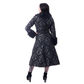 Manteau pour femmes POIZEN INDUSTRIES - GRAVE - GRIS, POIZEN INDUSTRIES