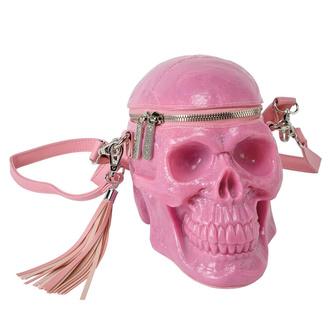 Sac à main (sac) KILLSTAR - Grave Digger Skull - BUBBLEGUM, KILLSTAR