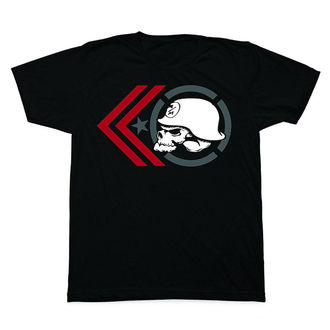 tee-shirt street pour hommes - GREATER THAN - METAL MULISHA, METAL MULISHA