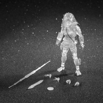 Figurine Predator - Invisible City Hunter Previews Exclusive, NNM, Predator