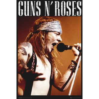 Affiche Guns N' Roses - GB posters, GB posters, Guns N' Roses