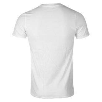 T-shirt pour hommes GUTALAX - toilet brushes - blanc - ROTTEN ROLL REX, ROTTEN ROLL REX, Gutalax