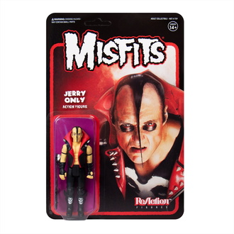 Figurine Misfits - ReAction - Jerry Only, NNM, Misfits